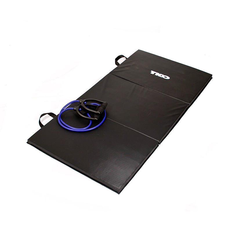 TKO Home/Gym Folding Exercise Mat